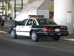 LAPD Ford Crown Victoria outside LAX - Flickr - Highway Patrol Images.jpg