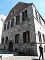 LIEGE Ancienne Halle aux Viandes rue de la Halle 1 (4-2013) P1080342.JPG