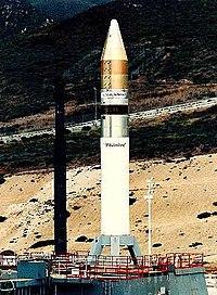 LLV-1 ground test