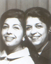 L Golestani with mother.jpg