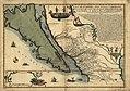 La Californie ou Nouvelle Caroline - teatro de los trabajos, Apostolicos de la Compa. e Jesus en la America Septe. LOC 96686640.jpg