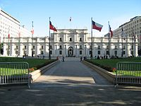 La Moneda Palace Santiago Chile.jpg