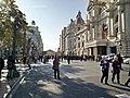 La Plaza del Ayuntamiento de Valencia un domingo (23633924589).jpg