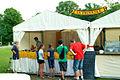 La Provence Zelte ökologisch Essen während der Schülermeisterschaft beim Boulefestival Hannover 2012.jpg