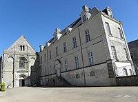 La Roë (53) Abbaye 01.jpg