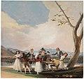 La gallina ciega (boceto) por Francisco de Goya.jpg