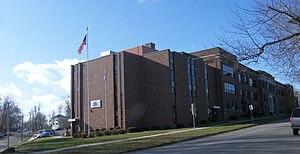 Lafayette High School (St. Joseph, Missouri) - Lafayette High School