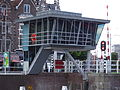 Lage Erfbrug - Delfshaven - Rotterdam - Bridge operator's house from the southeast.jpg