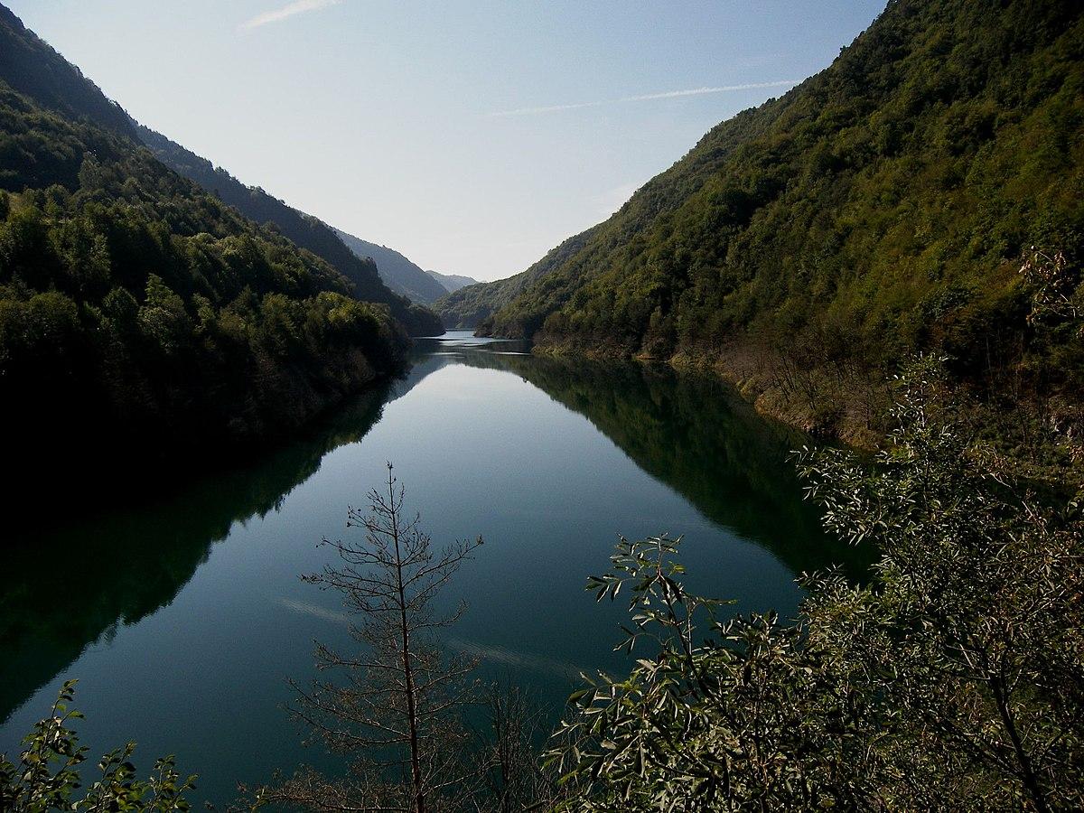 Lago di valvestino wikipedia for Lago n