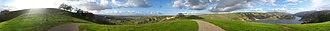 Del Valle Regional Park - Image: Lake Del Valle in Livermore