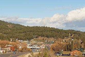 Lakeside, Montana - Image: Lakeside DSCF5507