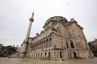 Laleli Mosque mosque in Turkey