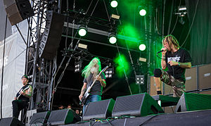 Lamb of God auf dem Rock-am-Ring-Festival 2015