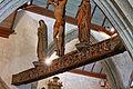 Lampaul-Guimiliau- Enclos paroissial - La poutre de gloire - PA00090020 - 010.jpg