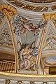 Lamporecchio, villa rospigliosi, interno, salone di apollo, con affreschi attr. a ludovico gemignani, 1680-90 ca., segni zodiacali, pesci 01.jpg