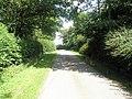 Lane leading eventually to Coates Farm - geograph.org.uk - 1446646.jpg