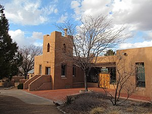 Placitas, Sandoval County, New Mexico - Las Placitas Presbyterian Church