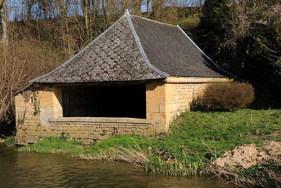 Lavoir à Bazeilles-sur-Othain .