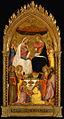 Le Couronnement de la Vierge - Niccolo di Pietro Gerini.jpg