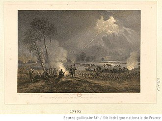 Battle of Turbigo - The French II Corps at the Battle of Turbigo.