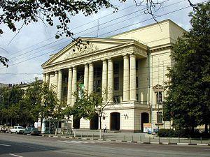Moscow Power Engineering Institute - Image: Lefortovo mei