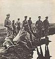Legiony Polskie - Legioniści odpoczywają nad rzeką.jpg