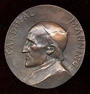 Legros - cardinal Manning