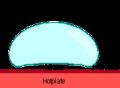 Leidenfrost droplet.png