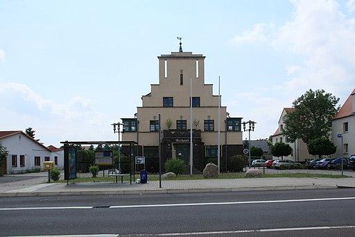 Leipzig - Sandberg + 24Rathaus Rückmarsdorf 01 ies