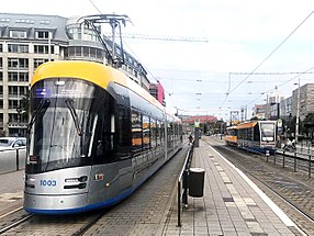 Strassenbahn Leipzig Wikipedia