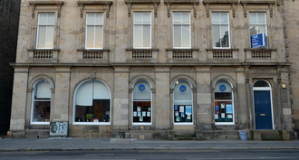 Citizens Advice - Leith Citizens Advice (pictured) is one of 61 local Citizens Advice offices serving Scotland.