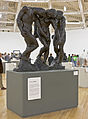 Les trois ombres by Rodin at the Museo Soumaya.jpg
