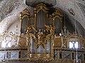 Lesachtal Wallfahrtskirche Maria Luggau Innen Orgel 2.JPG