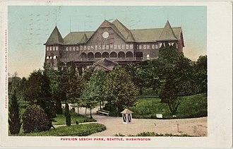 Leschi Park (Seattle) - Leschi Park, 1905