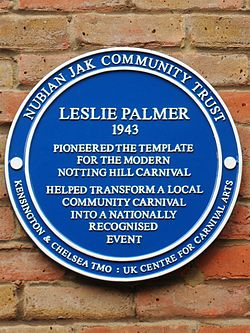 Leslie palmer 1943 pioneered the template for the modern notting hill carnival
