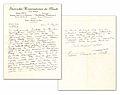 Letter dated March 14, 1919 from Professor Alexander von Fielitz.jpg