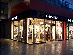 levis butik stockholm