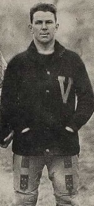 Lewie Hardage - Hardage as Vanderbilt backfield coach