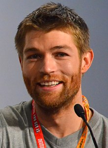 Photo de Liam McIntyre
