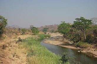 Lilongwe River - Image: Lilongwe