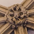 Lincoln Cathedral Roof Boss (32595113212).jpg