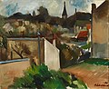 Lindforss, Anton - Town view, France - Google Art Project.jpg