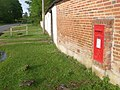 Linford, postbox No. BH24 22 - geograph.org.uk - 1310027.jpg