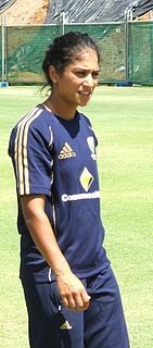 Lisa Sthalekar Australian cricketer