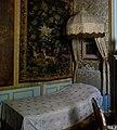 Lit et dais de lit - Château de Voltaire - Ferney-Voltaire.JPG