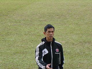 Liu Chun Fai Hong Kong footballer