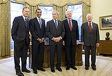 Living Presidents And Vice Presidents Of The United States Wikipedia - Wiki us presidents