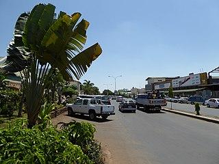 Livingstone, Zambia Place in Southern Province, Zambia