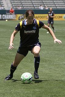 Liz Bogus American soccer player