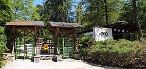Ljubljana Zoo - Exit from Ljubljana Zoo